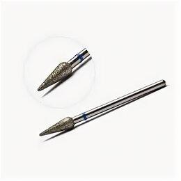 Аппараты для маникюра и педикюра - Фреза алмазная, конус (средняя твердость) 4.2х12…, 0