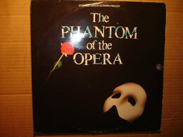 Виниловые пластинки -  Andrew Lloyd Webber – The Phantom Of The Opera , 0