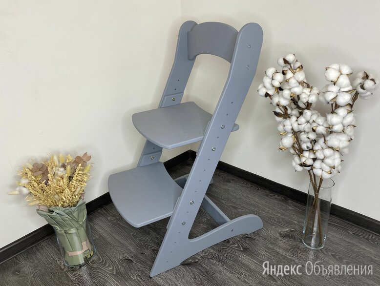 Растущий стул по цене 1990₽ - Стульчики для кормления, фото 0