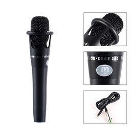 Микрофоны - Конденсаторный микрофон E300 студийный, 0