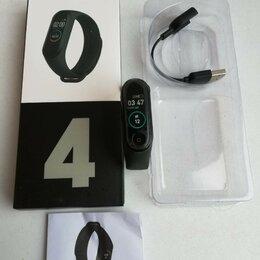 Аксессуары - Фитнес браслет / часы Mi band 4, 0