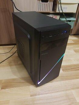 Настольные компьютеры - Отличный компьютер (Intel 4 ядра, 4 гига, Win 10), 0