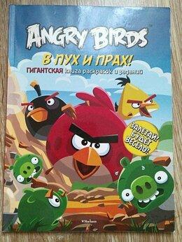 Раскраски и роспись - Angry Birds раскраска, 0
