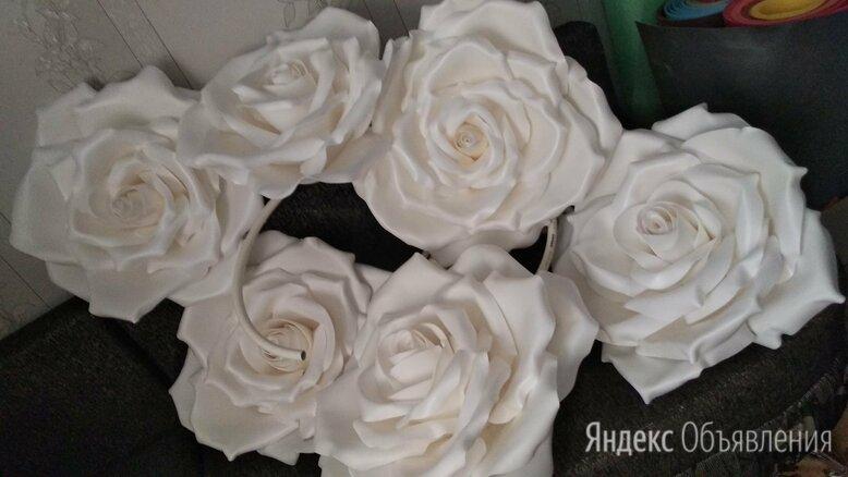 Розы для интерьера по цене 2500₽ - Цветы, букеты, композиции, фото 0