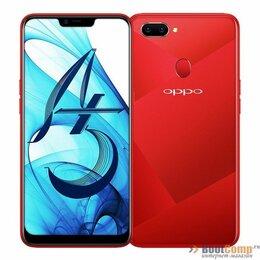 """Мобильные телефоны - Смартфон OPPO A5 LTE 6.2"""" Красный, 0"""