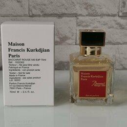Парфюмерия - Парфюм Maison Francis Kurkdjian Baccarat Rouge 540 тестер, 0