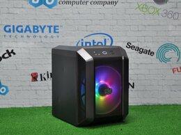 Настольные компьютеры -  Компактный игровой системный блок AsRock H81Pro, 0