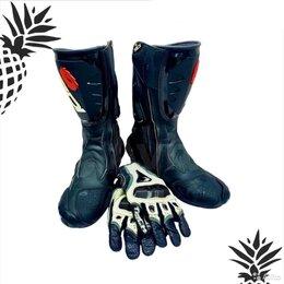 Спортивная защита - Обувь для езды на мотоцикле Sidi 42размер , 0