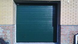 Заборы и ворота - Секционные ворота 3х2,5м , 0