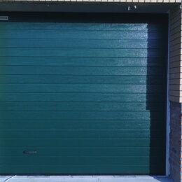 Заборы, ворота и элементы - Секционные ворота 3х2,5м , 0