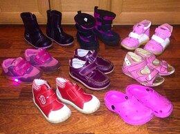 Ботинки - Обувь пакетом на девочку  размер 23 , 0