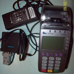 """Терминалы сбора данных - Терминал оплаты картой с распечаткой чека.""""Verifone VX520 G"""", 0"""