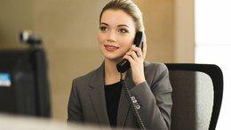 Секретарь - Секретарь на ресепшн/офис-менеджер, 0