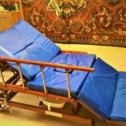 Устройства, приборы и аксессуары для здоровья - Медицинская кровать для лежачих больных комфорт, 0