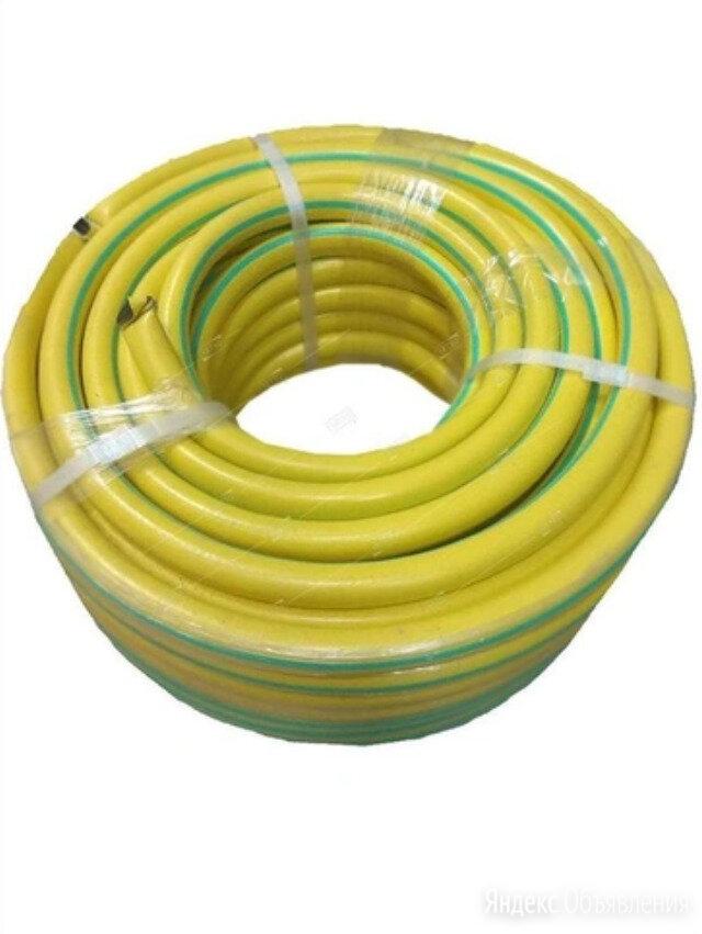 Шланг поливочный 3/4 75м Флорис Стандарт по цене 3400₽ - Шланги и комплекты для полива, фото 0