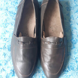 Туфли - Туфли натур. кожа, 0