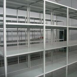 Стеллажи и этажерки - Стеллаж металлический для магазина , 0