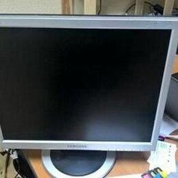 "Мониторы - 17"" ЖК монитор Samsung 710N SKS (LCD, 1280x1024), 0"