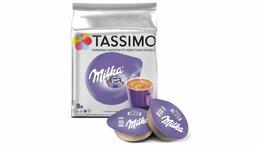 Подарочные наборы - Какао в капсулах TASSIMO MILKA, 8 T-дисков на 8…, 0