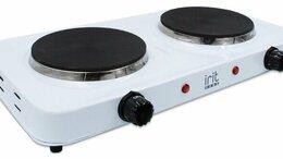 Плиты и варочные панели - IR-8008 Плитка электрическая (белая), 0