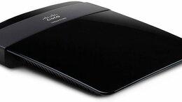 Проводные роутеры и коммутаторы - Wi-Fi N300 роутер Cisco Linksys E1200 v2 с Tomato, 0