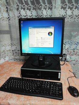 Настольные компьютеры - 💻i 5, 4гб оперативка, комп в комплектации, 0