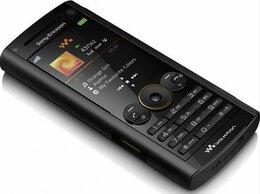 Мобильные телефоны - Sony Ericsson W902 Black (оригинал,комплект), 0