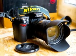 Фотоаппараты - Фотоаппарат Nikkon d90, 0