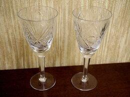 Бокалы и стаканы - бокалы, фужеры для вина, шампанского СССР, 0