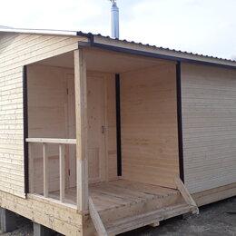 Готовые строения - Баня каркасная 5х4, 0