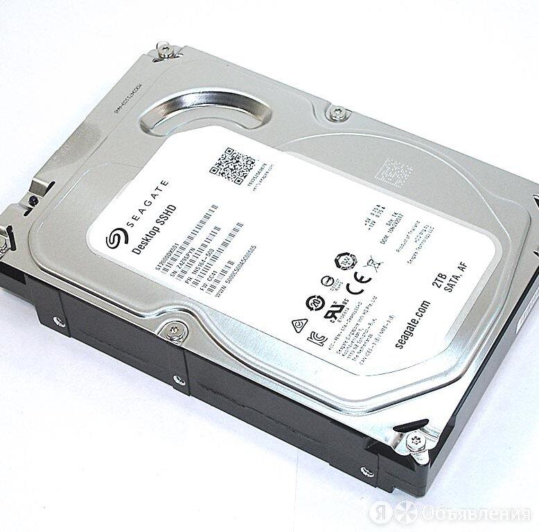 """Жесткий диск HDD 3,5"""" 2TB Seagate ST2000DX001 по цене 4990₽ - Жёсткие диски и SSD, фото 0"""