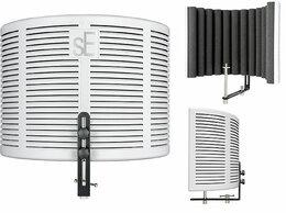 Аксессуары для микрофонов - sE ELECTRONICS RF-X WB Экран акустический…, 0