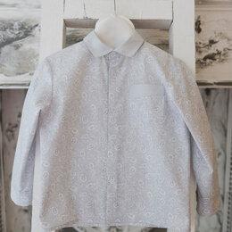 Рубашки - Новое в упаковке. Рубашечка с кармашком. 78см,…, 0