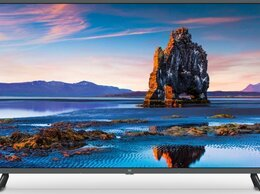 "Телевизоры - Телевизор Xiaomi Mi TV 4A 43 T2 42.5"" чёрный, 0"