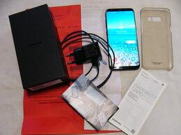 Мобильные телефоны - Samsung Galaxy S8 SM-G950FD разбито стекло, 0