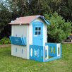 """Детский игровой домик  """"Элли"""" по цене 78200₽ - Готовые строения, фото 0"""