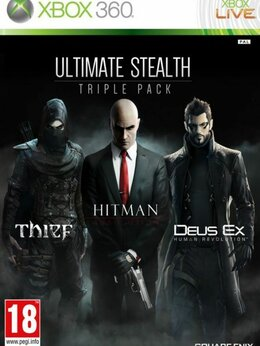Игры для приставок и ПК - Видеоигра Ultimate Stealth Triple Pack (Thief,…, 0
