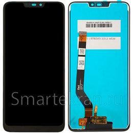 Дисплеи и тачскрины - Экран Huawei honor 8C модуль дисплей тачскрин, 0