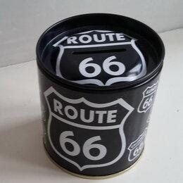 Копилки - копилка ROUTE 66 США новая, 0