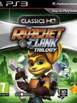 Игры для приставок и ПК - Видеоигра Ratchet and Clank Trilogy (Трилогия)…, 0
