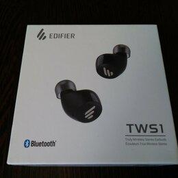 Наушники и Bluetooth-гарнитуры - Беспроводные наушники Edifier TWS1, 0
