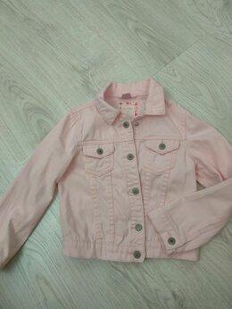 Куртки и пуховики - Джинсовка 122, 0