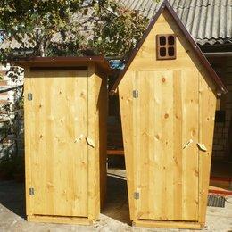 Биотуалеты - Туалет деревянный уличный., 0