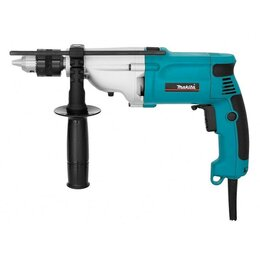 Дрели и строительные миксеры - Дрель ударная MAKITA HP2050, 0