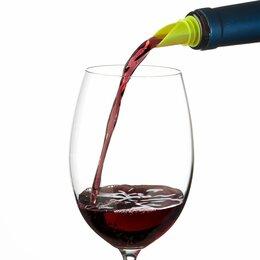 Штопоры и принадлежности для бутылок - Пробка-каплеуловитель Lips 3шт., 0