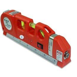 Измерительные инструменты и приборы - Level Pro3 Уровень лазерный со встроенной рулеткой, 0