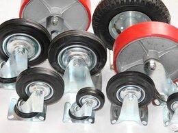 Тележки и тачки - Колеса для тележек, ролики, колесные опоры, 0