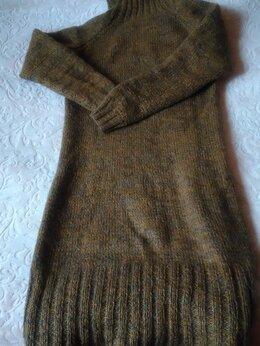 Свитеры и кардиганы - платье вязаное, 0