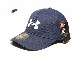 Головные уборы - Бейсболка кепка Under Armour flexible (т.синий), 0
