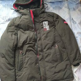 Куртки и пуховики - Куртка - парка WonderMan (зимняя) на мальчика, 0